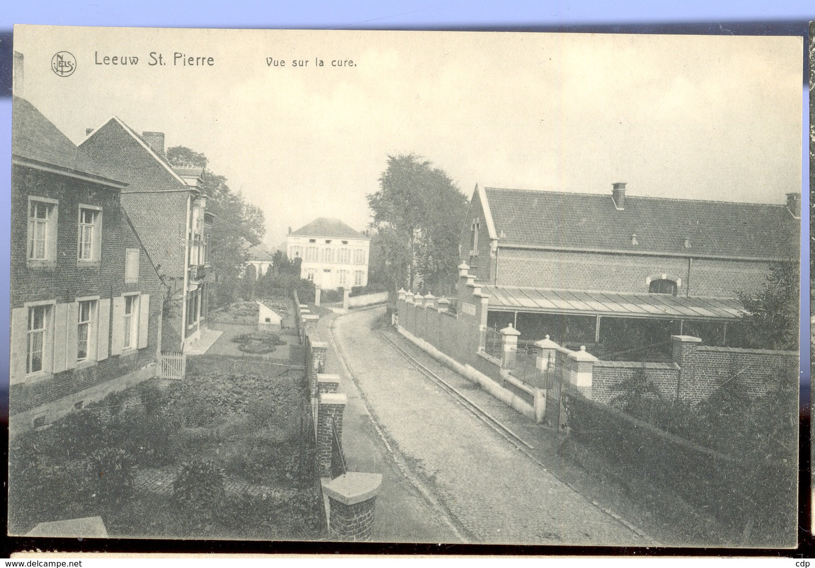Cpa Leeuw St Pierre   Cure - Andere