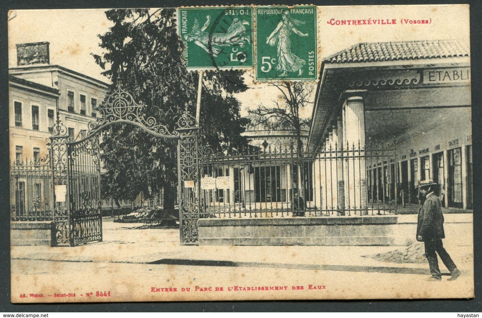 LOT DE 50 CARTES POSTALES DES VOSGES 88 - Cartes Postales
