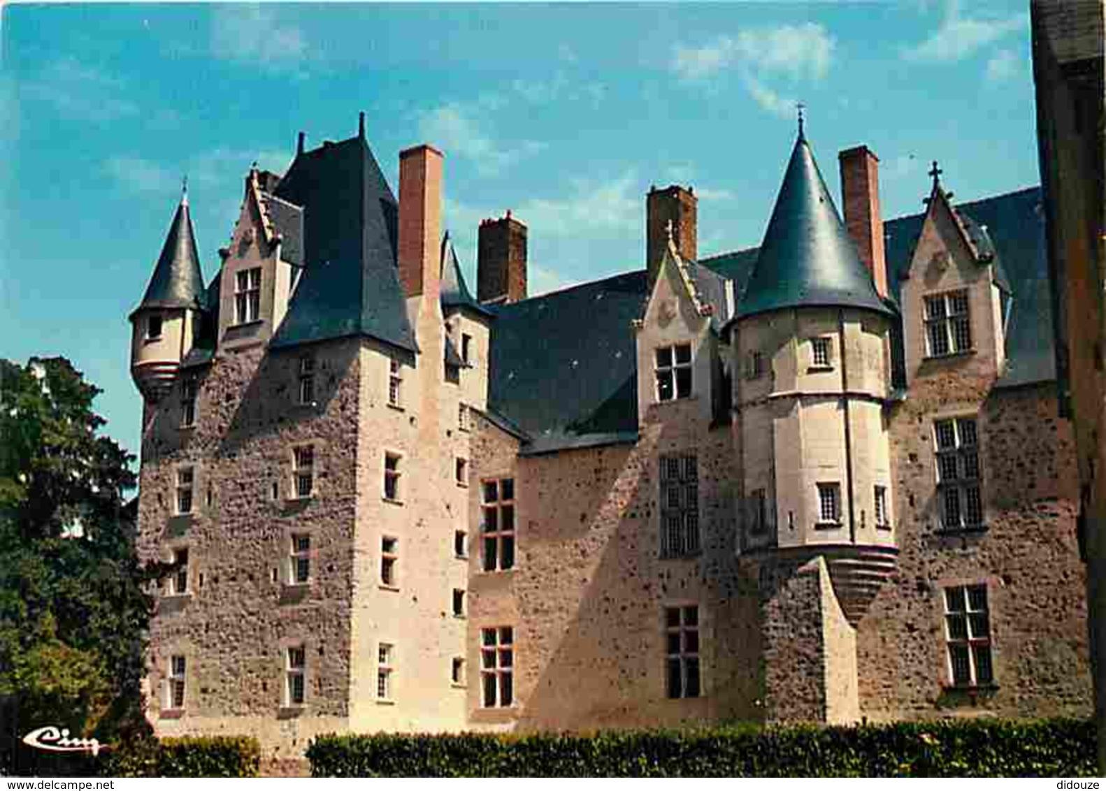 49 - Baugé - Le Château - Carte Neuve - Voir Scans Recto-Verso - France