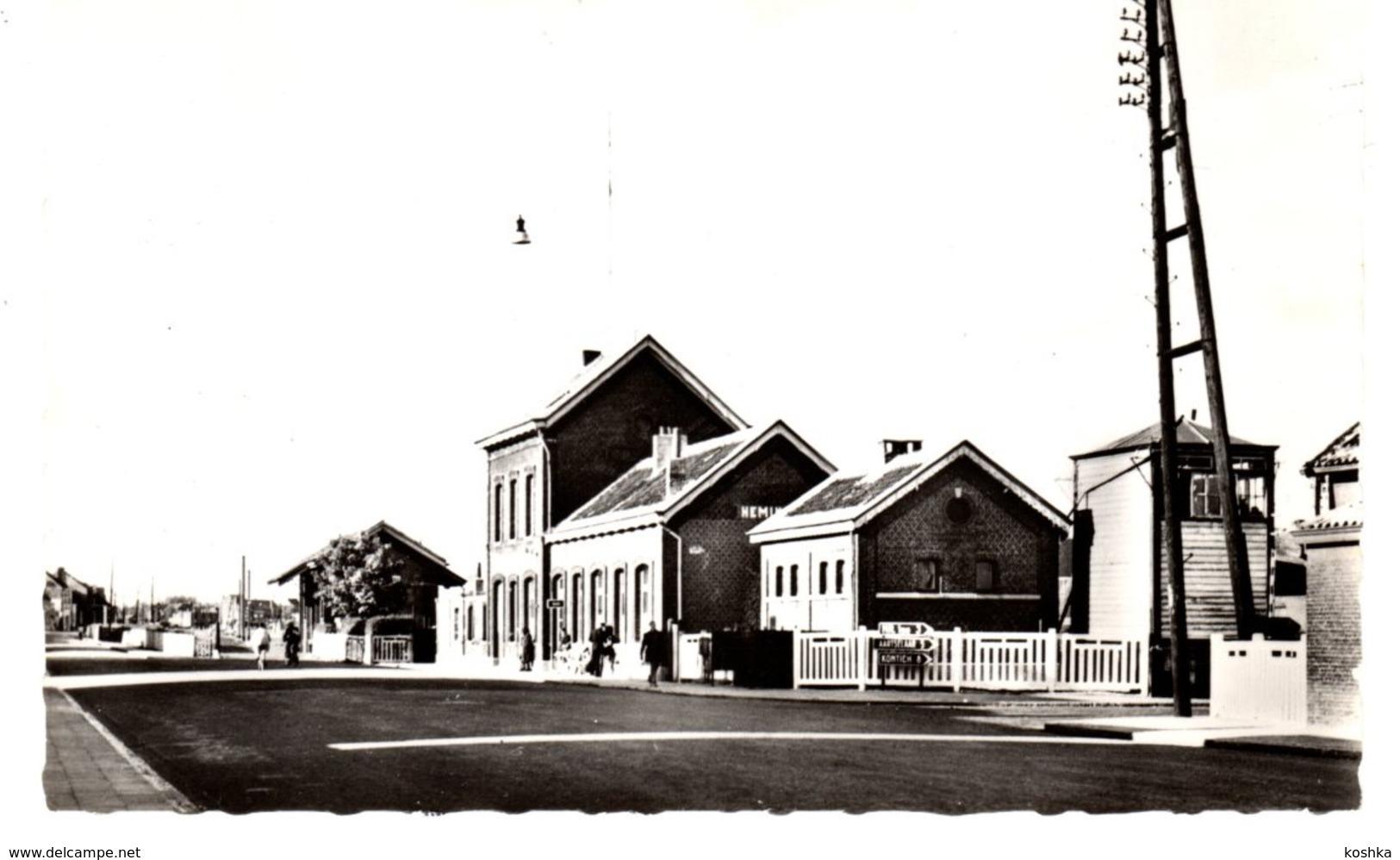 Hemiksem - Station - C - Hemiksem