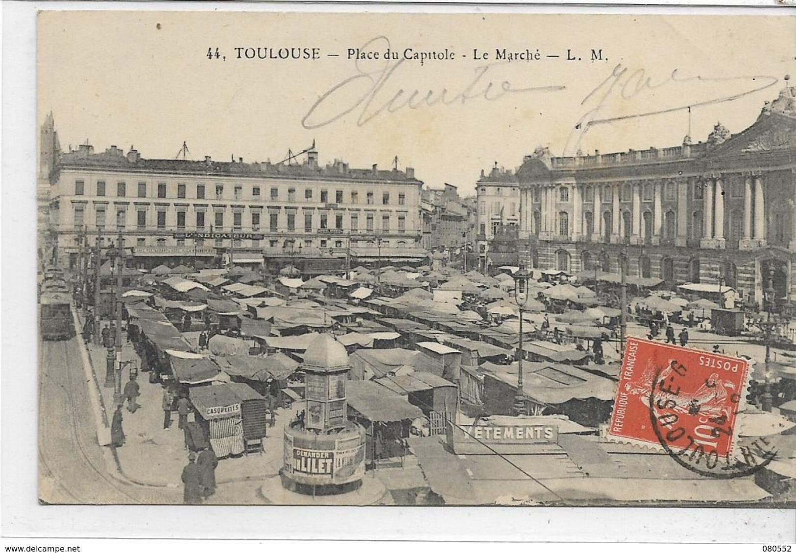 31 TOULOUSE . LOT 1 De 15 Belles Cartes De Haute-Garonne , état Extra - Cartes Postales