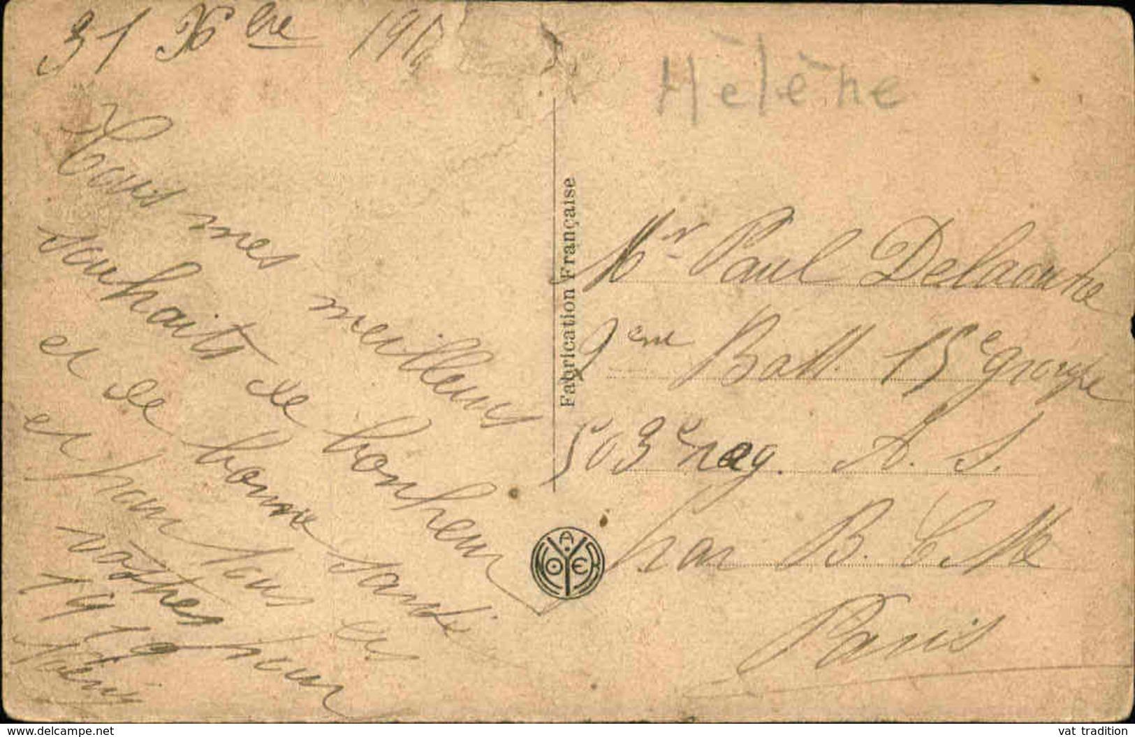 MILITARIA - Carte Postale Patriotique - Calendrier De La Victoire 1919 - L 29878 - Patriotiques
