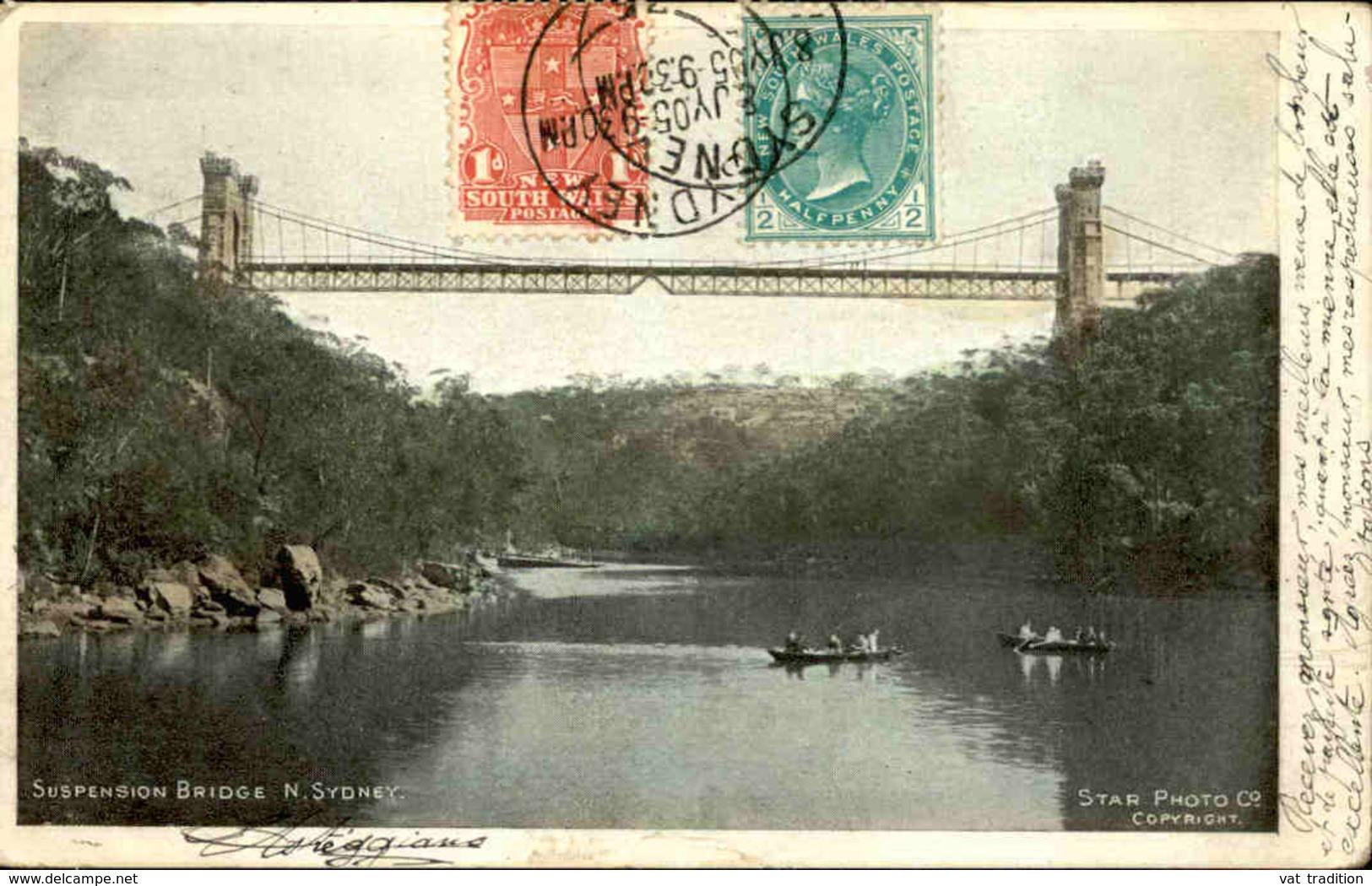 AUSTRALIE - Carte Postale - Sydney - Le Pont Suspendu - L 29922 - Sydney