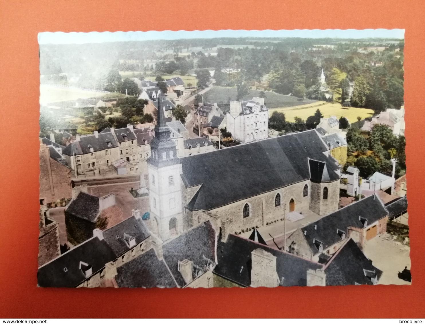 -Corseul-Vue Aérienne- - Sonstige Gemeinden