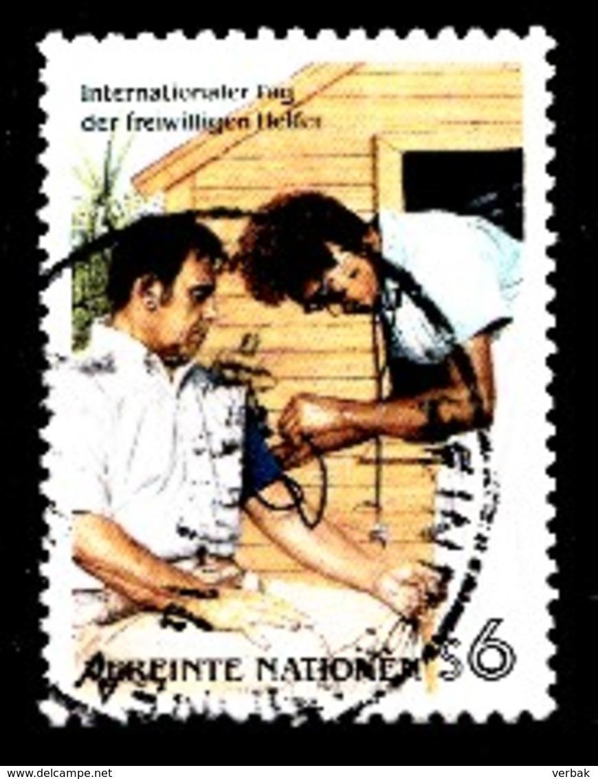 Nations Unies Wenen 1988 Mi.Nr: 83 Internationaler Tag Des...Oblitèré / Used / Gebruikt - Centre International De Vienne