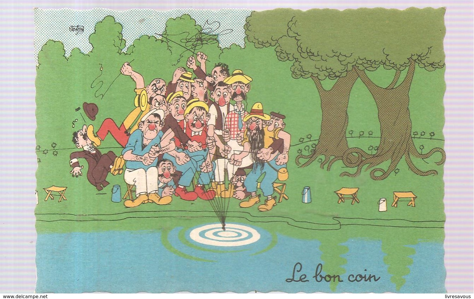 CPA DUBOUT Le Bon Coin - Dubout