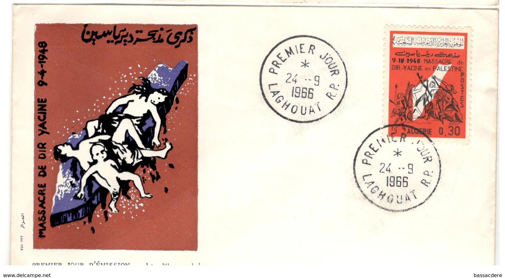 17610 - Massacres De DIR YACINE - Algerien (1962-...)