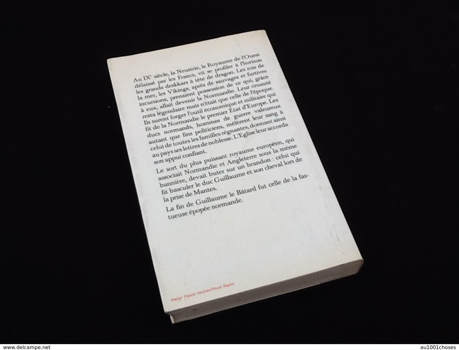 Michel Planchon  Quand La Normandie était Aux Vikings (1978) - Geschiedenis