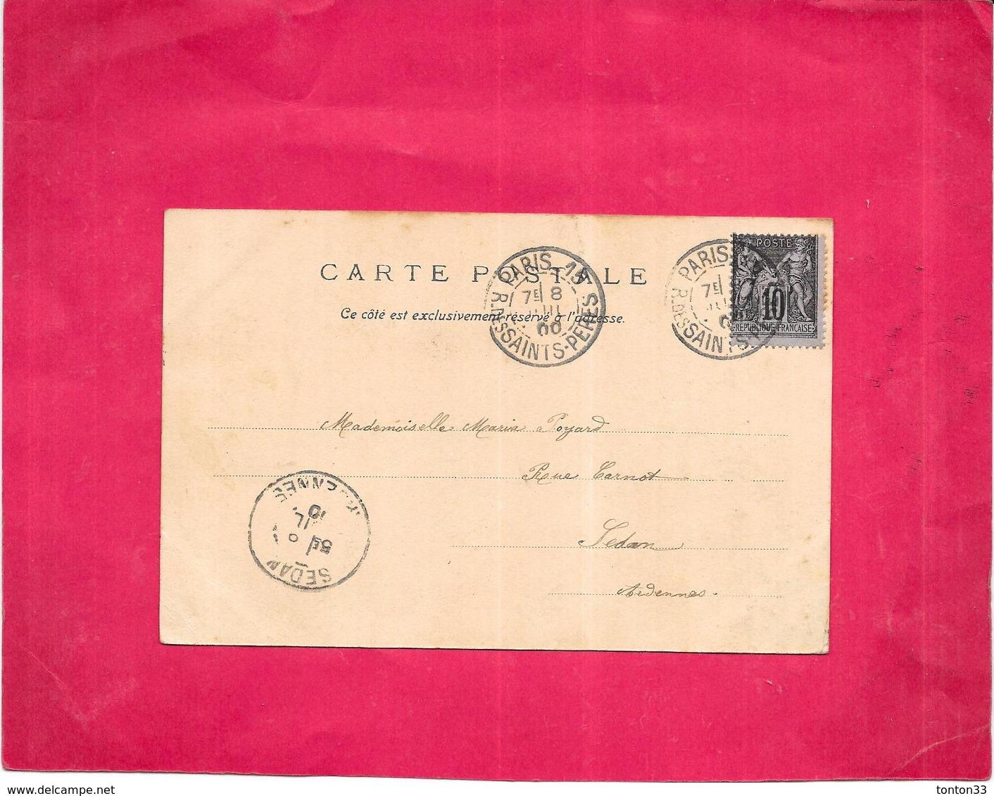 WIEN NEERLANDSCH BLOED - CPA DOS SIMPLE De 1900 - ARD - - Pays-Bas