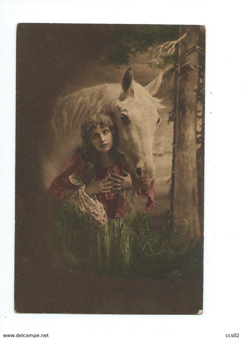Femme Et Cheval 1924 - Frauen