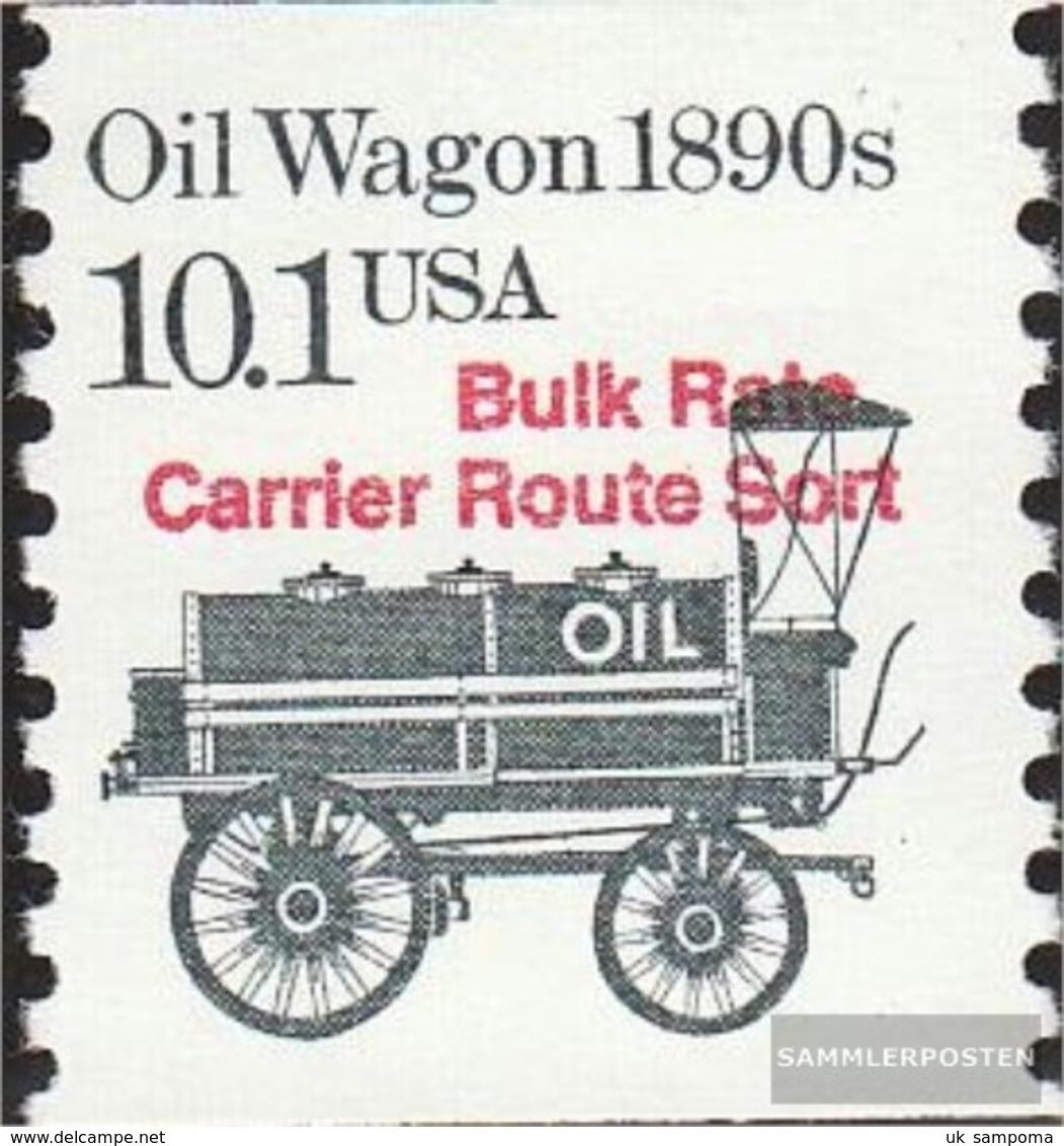 U.S. 1747x V II Unmounted Mint / Never Hinged 1985 Vehicles - United States