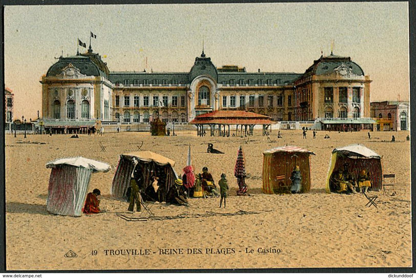 CP 14 Trouville - Le Casino - Trouville
