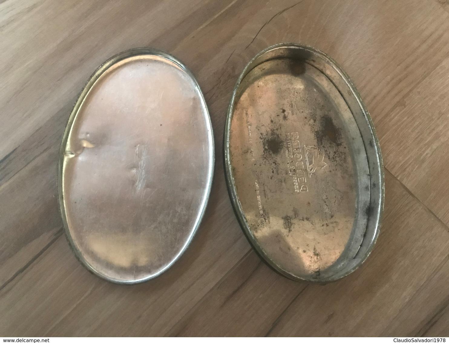Scatola Di Latta Caramelle Perugina Anni 60 - Scatole