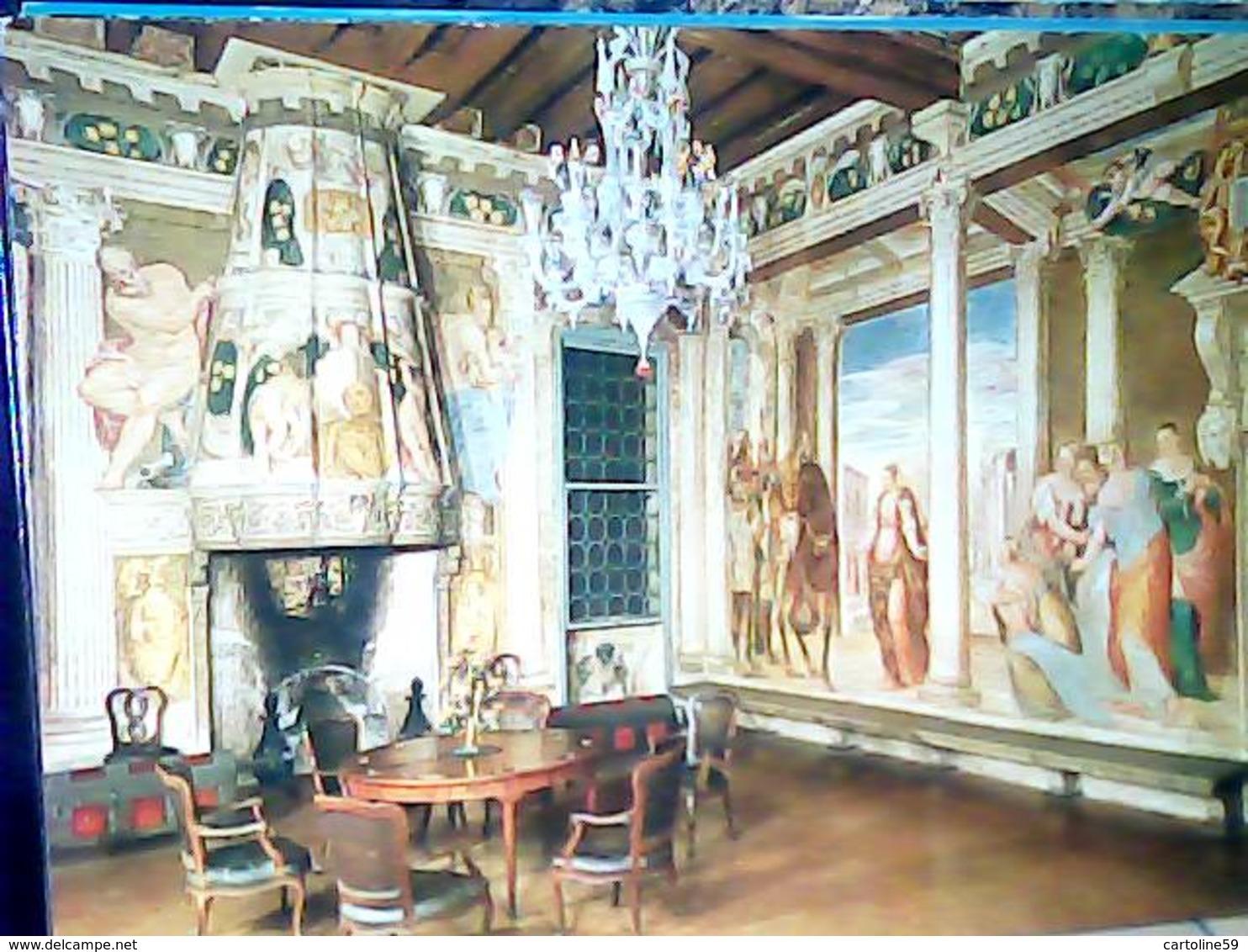 7 CARD  THIENE INERNO CASTELLO COLLEONI  N1975 HC9523 - Vicenza