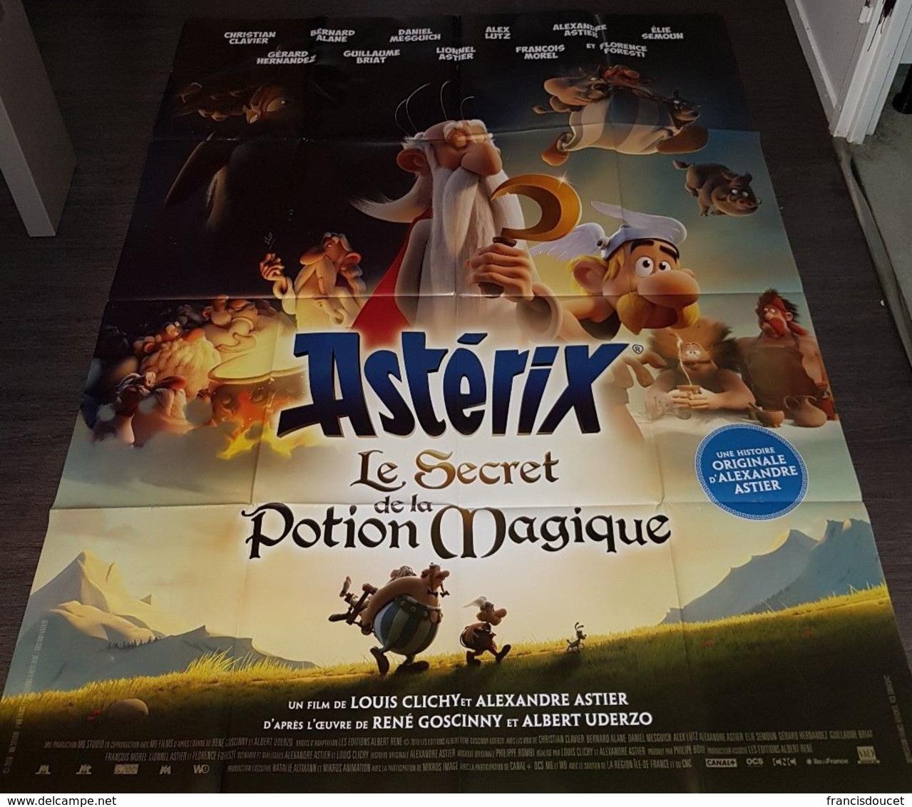 Astérix Et Le Secret De La Potion Magique 2018 PANINI - Creative Hobbies