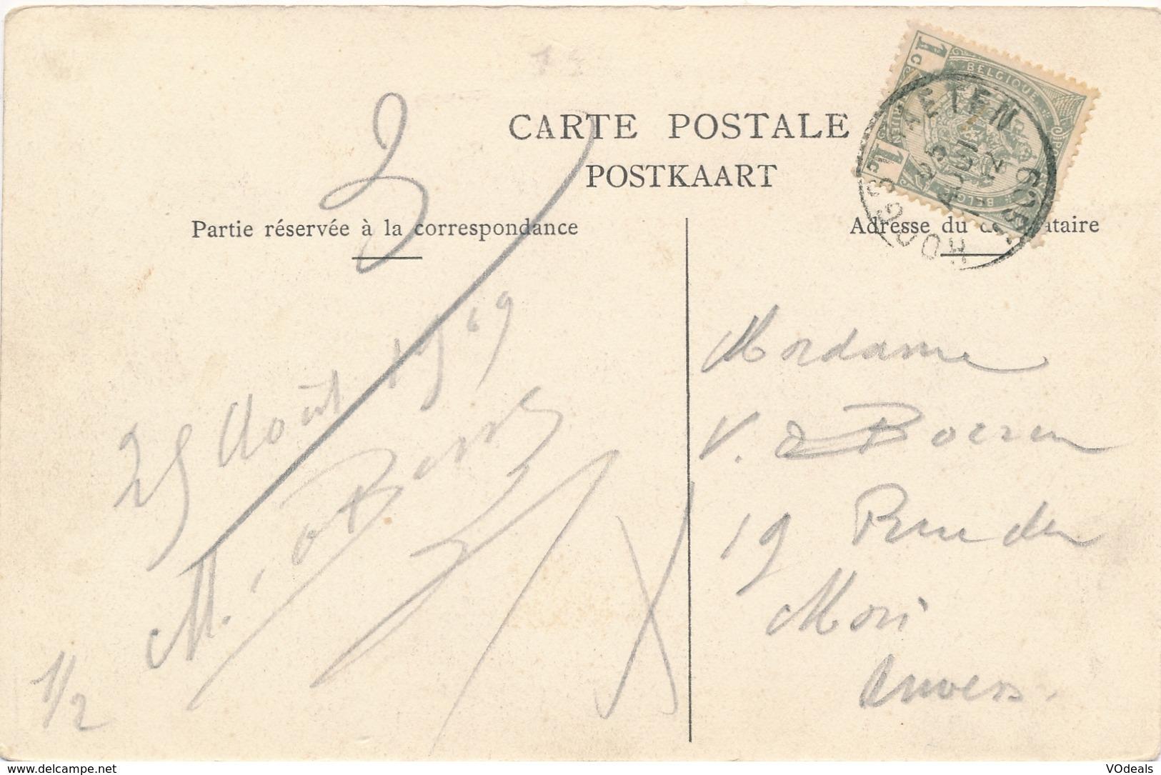 CPA - Belgique - Hoogstraeten - Colonie De Bienfaisance - La Chapelle - Hoogstraten