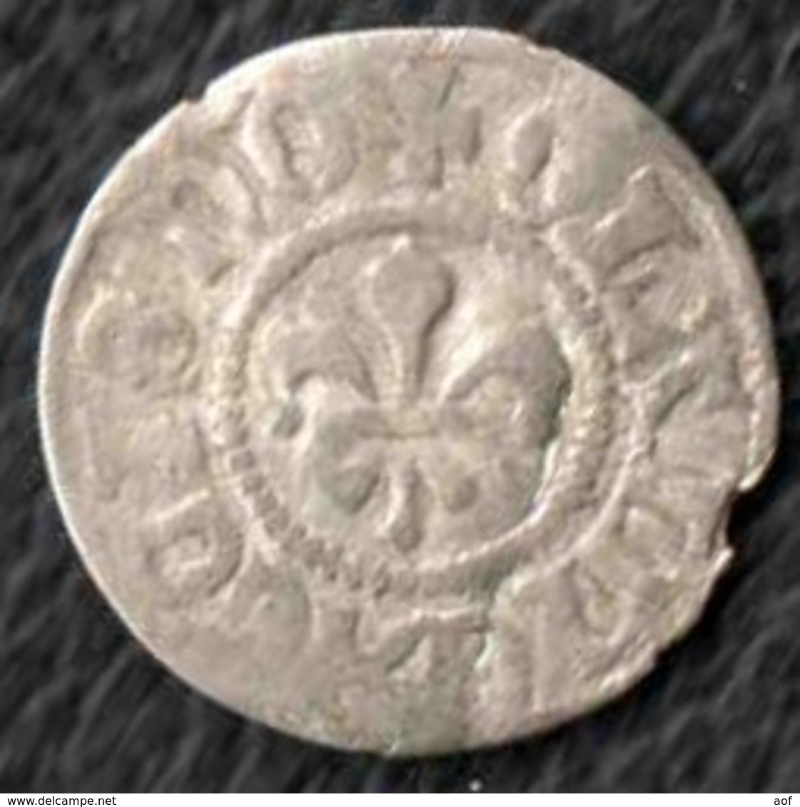 Denier De Strasbourg - 476-1789 Period: Feudal