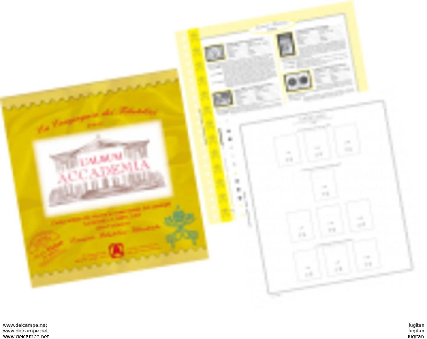 AGGIORNAMENTO ABAFIL - VATICANO - ANNO 2018 -  NUOVO - NOVITA' - Stamp Boxes