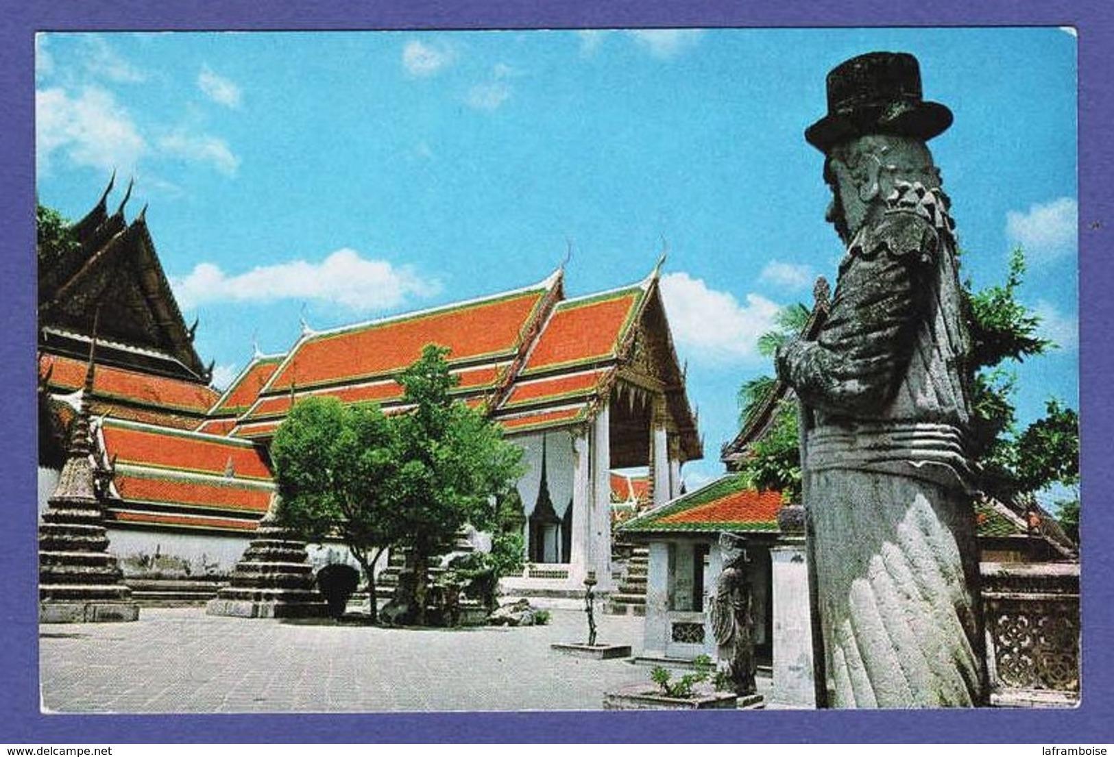 BANGKOK Carte Des Annees 1980 ( Très Très Bon état ) TZ 608 - Thailand
