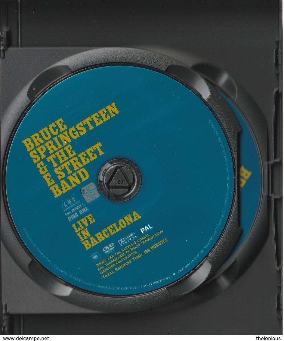 # 2 DVD: Bruce Springsteen & The E Street Band - Live In Barcelona, 2002 - Concerto E Musica
