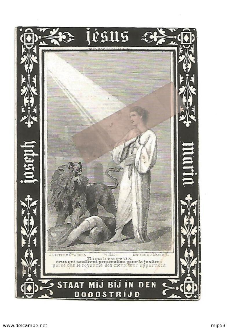 D 774. FRANCISCUS DIONYSIUS MOONS - BEVERLOO 1825 / 1974 - Imágenes Religiosas