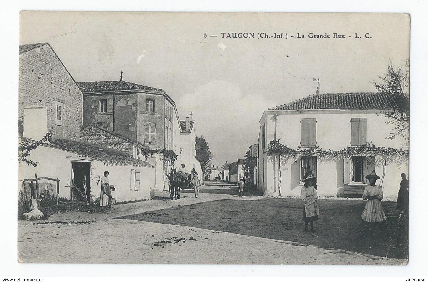 Taugon (   La Grande Rue ) - Altri Comuni