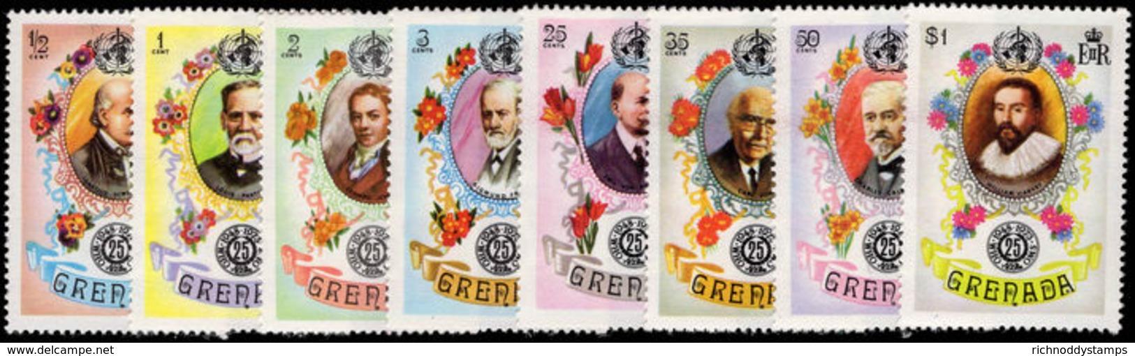 Grenada 1973 WHO Unmounted Mint. - Granada (...-1974)