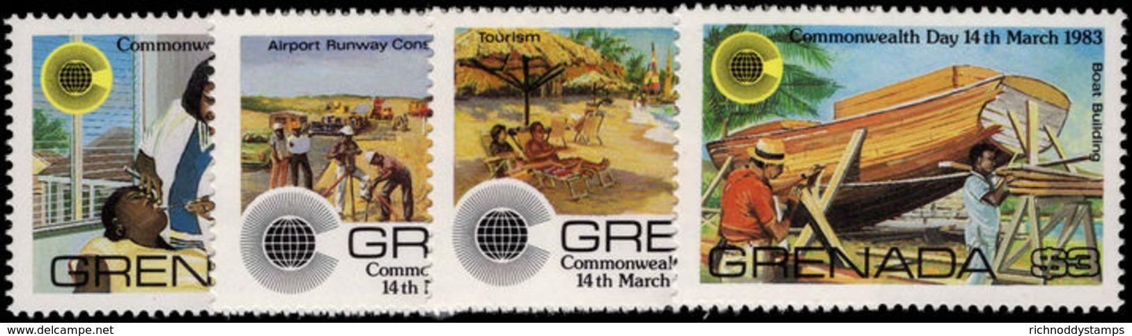Grenada 1983 Commonwealth Day Unmounted Mint. - Grenada (1974-...)
