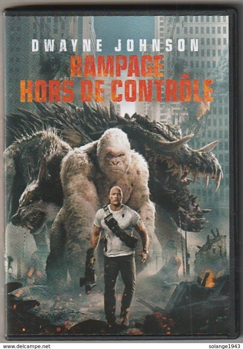DVD Rampage  HORS DE CONTROLE  Etat: TTB - Ciencia Ficción Y Fantasía