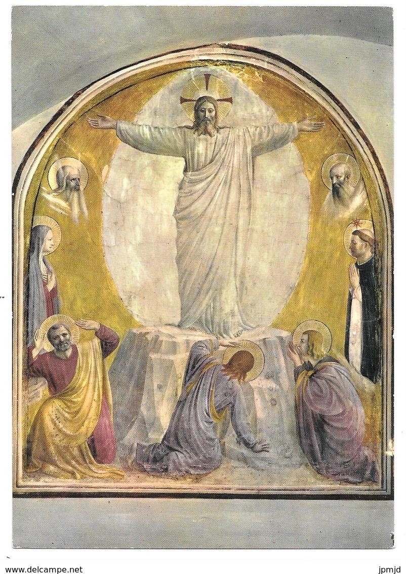 FIRENZE - Museo S. Marco Beato Angelico O Fra Angelico - La Trasfigurazione - Ed. Giusti Di S. Becocci N° 107 - Firenze (Florence)