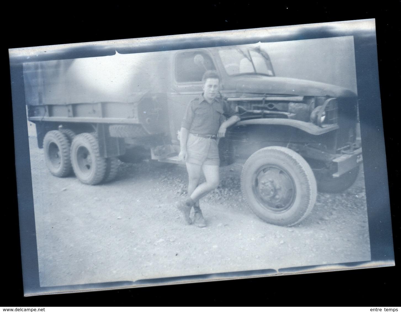 Negatif Photo  Camion GMC Algérie - Appareils Photo