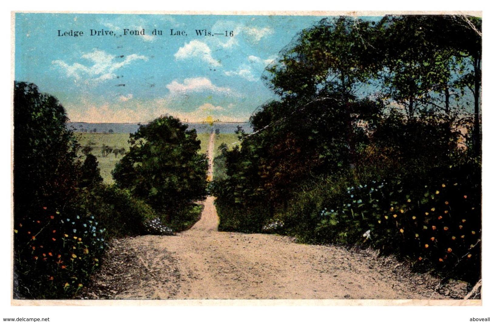 Wisconsin Fond du Lac , Ledge Drive
