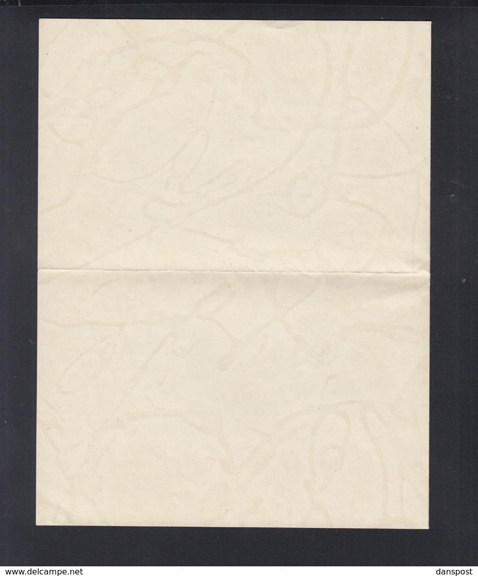 Dt. Reich Brief 1938 Hakenkreuz - Historical Documents