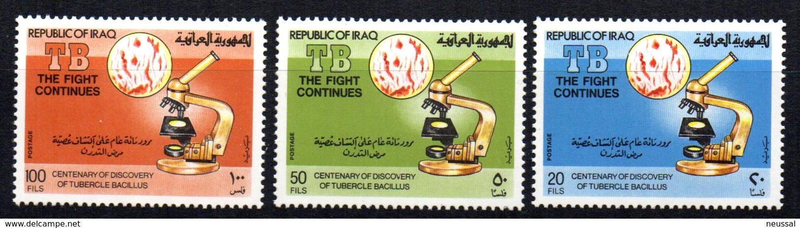 Serie Nº 1070/2 Iraq - Irak