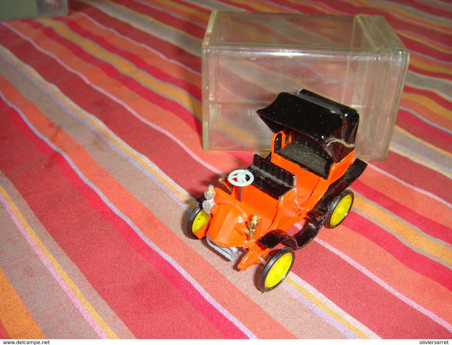 Automobile Rami Gobron Brillies 1899 - Toy Memorabilia