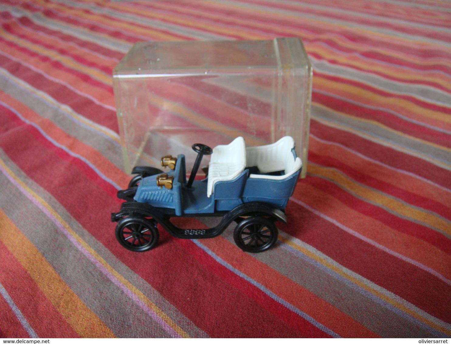 Automobile  Clef Georges Richard Tonneau 1902 - Toy Memorabilia