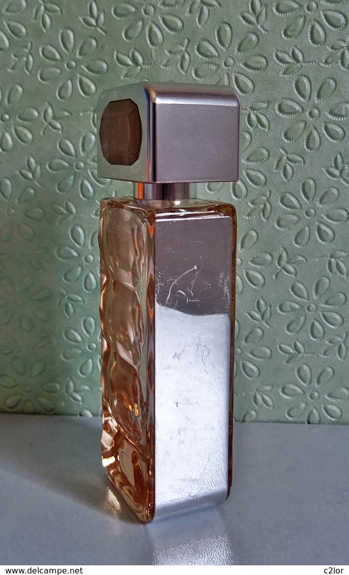 """Flacon Spray  """"BOSS For Women """"  De HUGO BOSS  Eau De Toilette 30 Ml Vide/Empty Pour Collection - Flesjes (leeg)"""