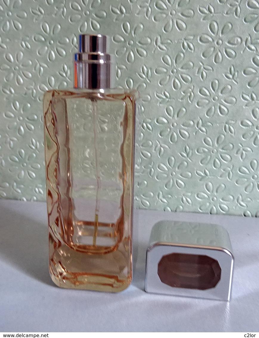 """Flacon Spray  """"BOSS For Women """"  De HUGO BOSS  Eau De Toilette 30 Ml Vide/Empty Pour Collection - Frascos (vacíos)"""