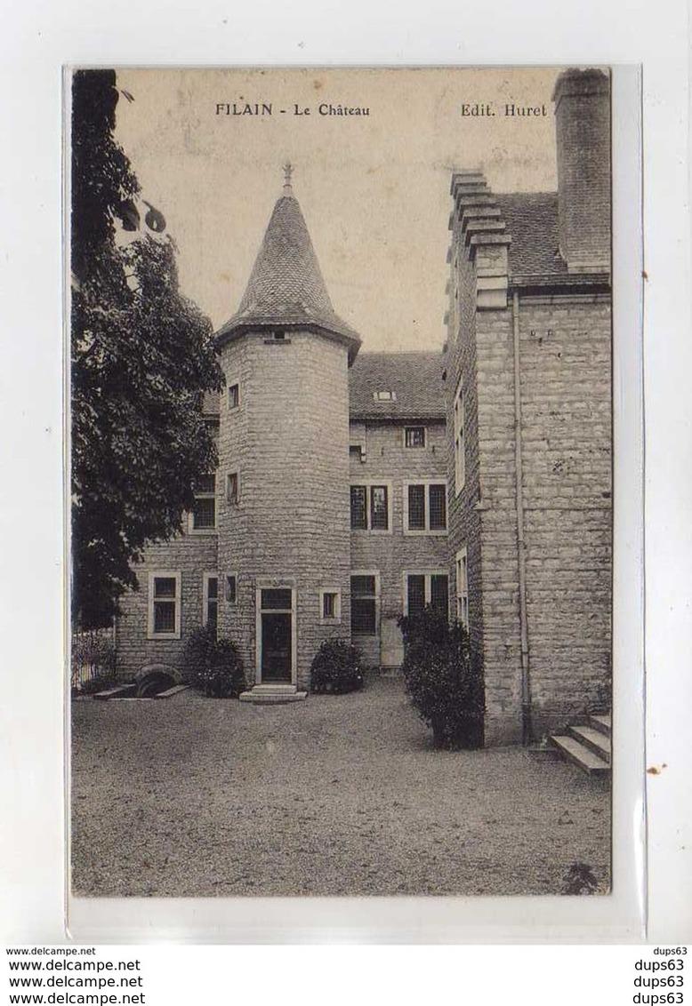 FILAIN - Le Château - Très Bon état - France
