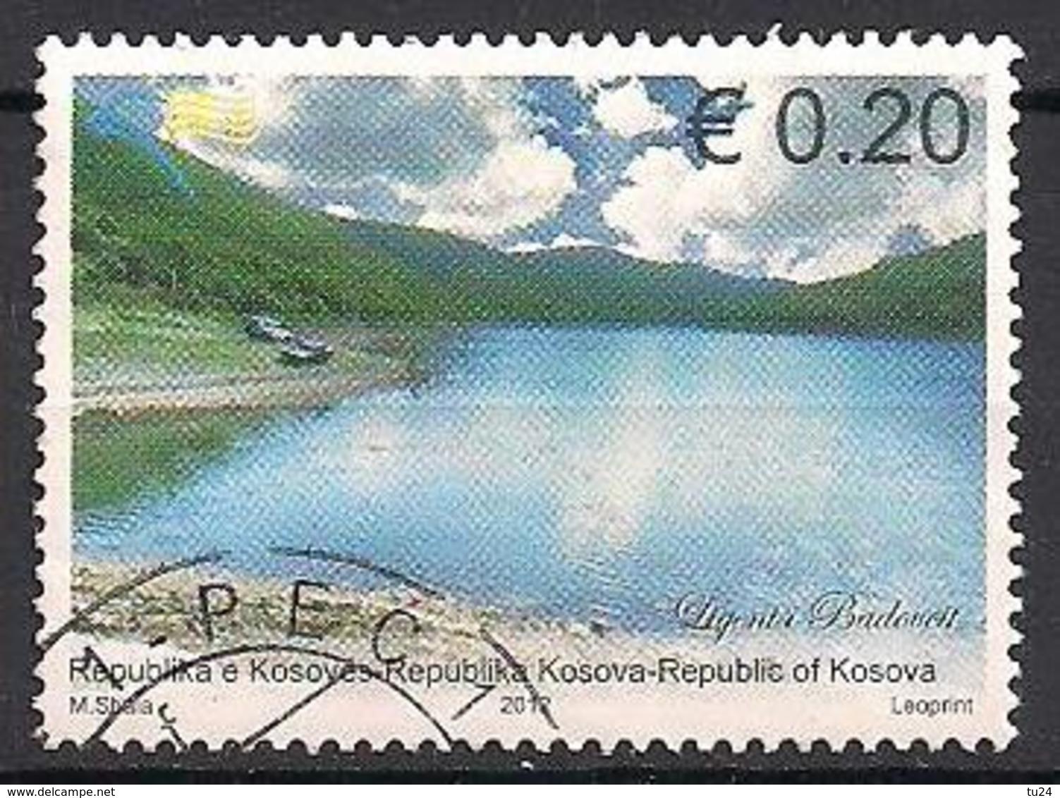 Kosovo  (2012)  Mi.Nr.  223  Gest. / Used  (6ba27) - Kosovo