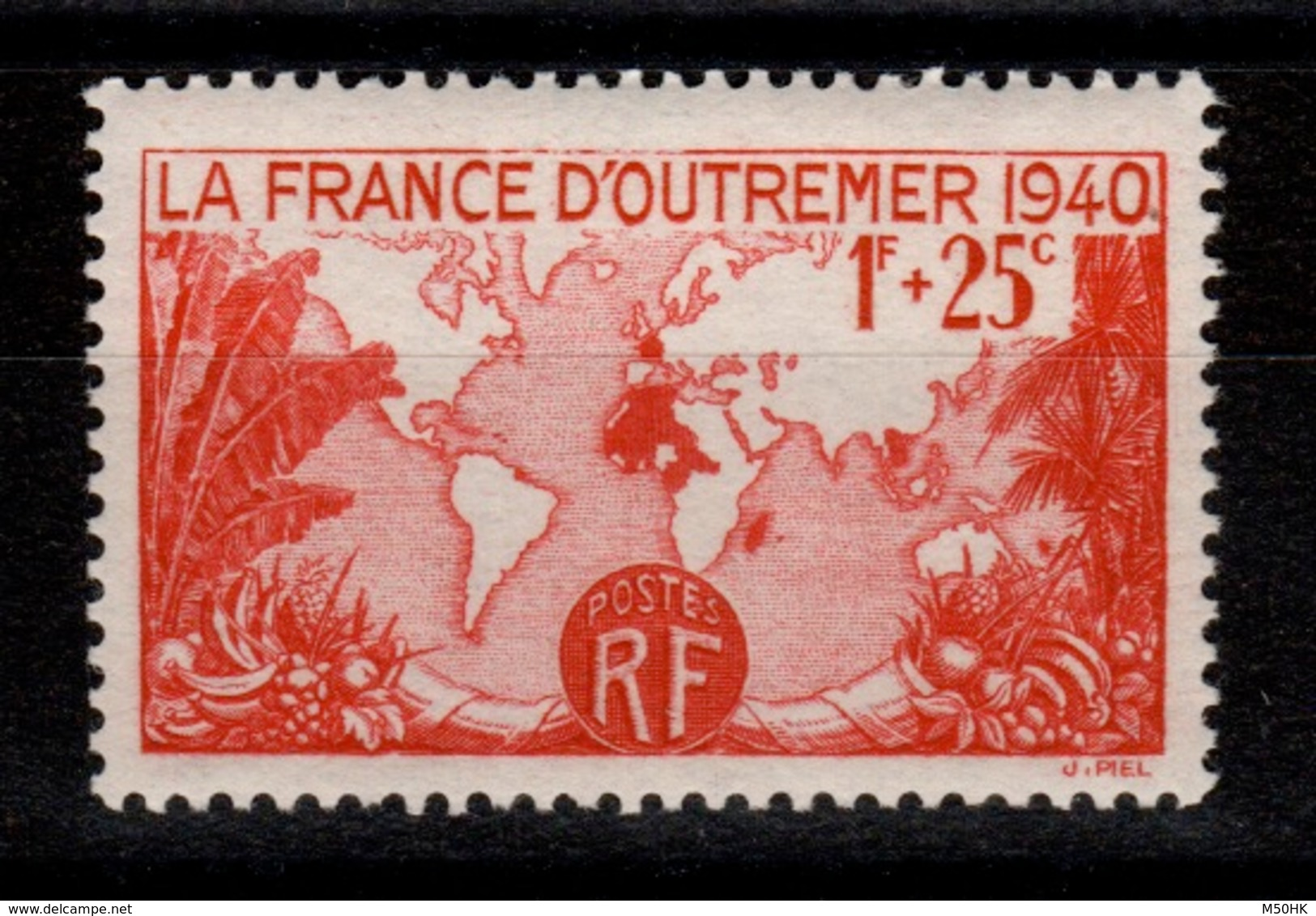 YV 453 N** France D'Outre-mer Cote 3,50 Euros - Nuevos