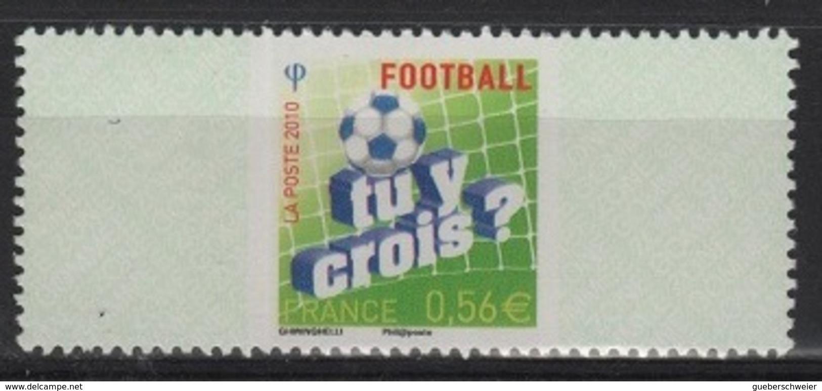 FR-1046 - FRANCE N° RP1 Neuf** Timbre Avec Réponse Payée FOOTBALL - Neufs