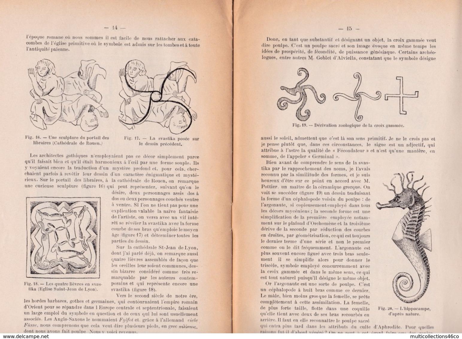 260519A - Livre SCIENCES Conférence PARIS 1904 Idées évolution Antiquité Moyen Age Frédéric HOUSSAY Dédicace Autographe - Livres Dédicacés