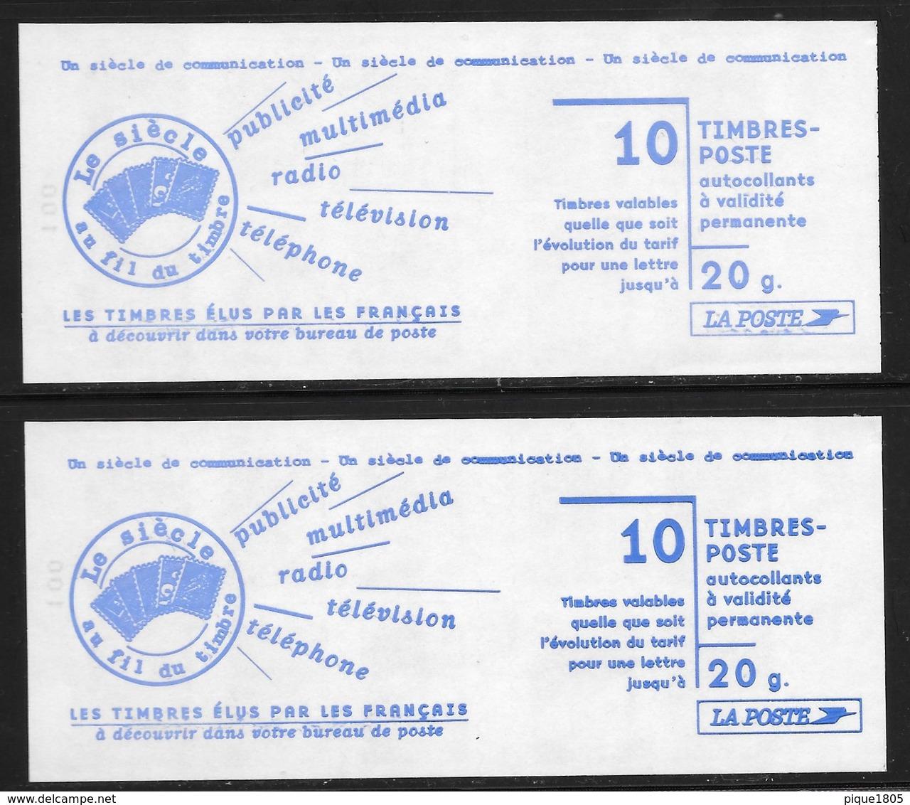 3085a-C5ab Luquet Laposte Deux Supert Aristo Jumeaux RRR - Freimarke