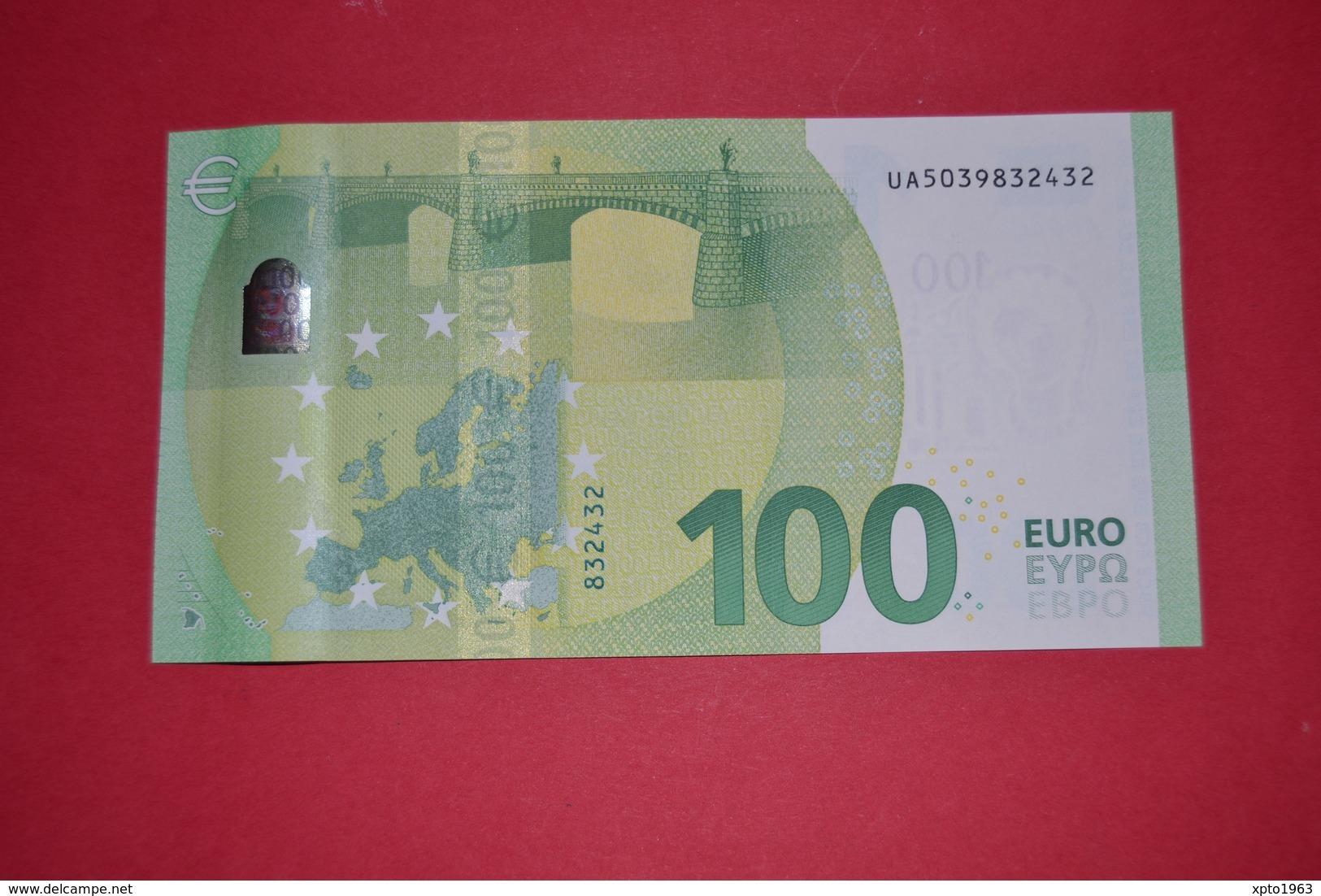 FRANCE 100 EURO - U002- Série Europa - UNC NEUF - EURO
