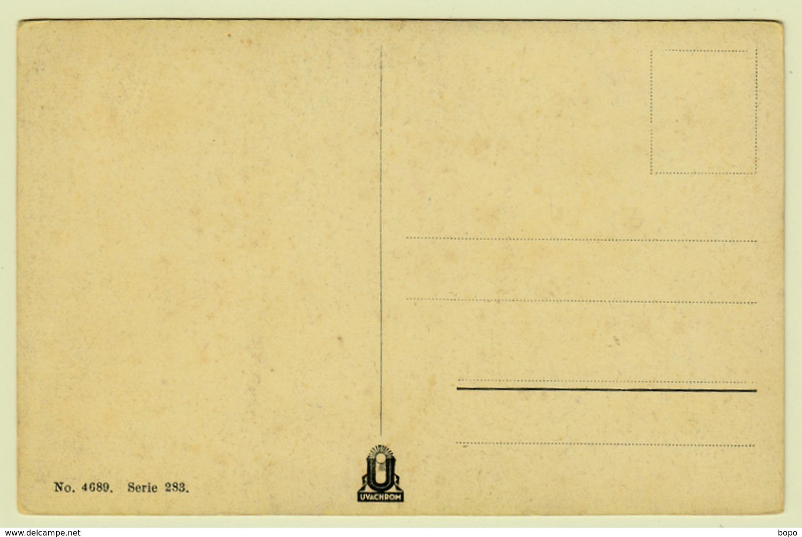 C. Klein - Uvachrom Série 283 No 4689 - Klein, Catharina