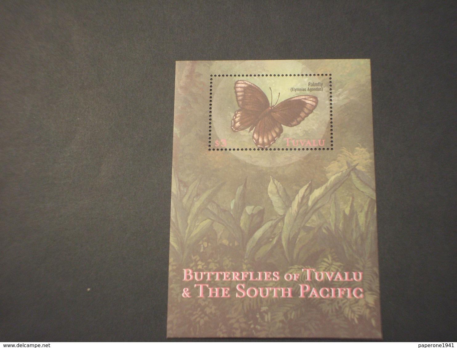 TUVALU - BF .... FARFALLA - NUOVO(++) - Tuvalu