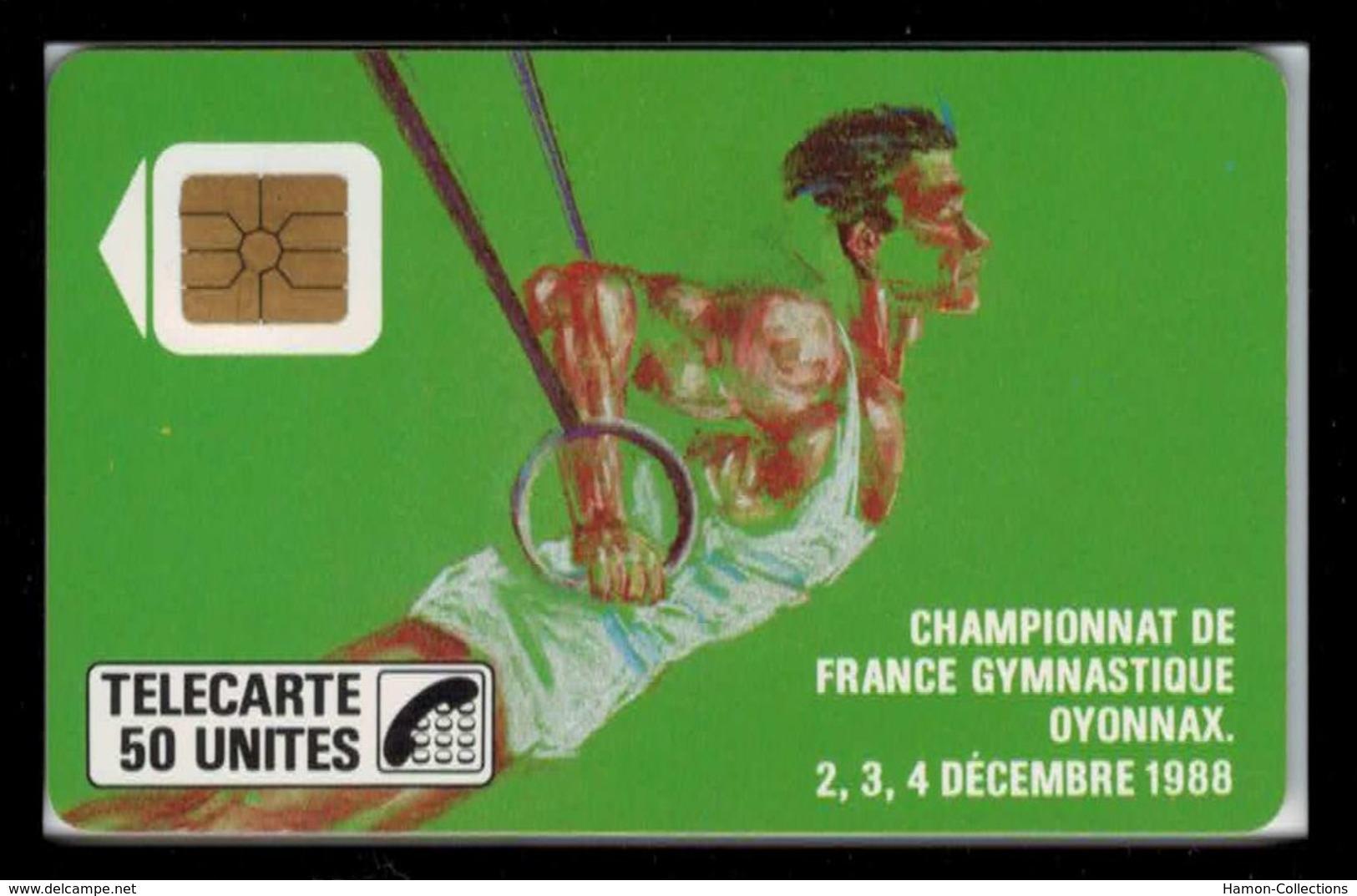 * PETIT PRIX DE DEPART * F42 - Oyonnax Gym - 1088 PE - Reste 41 Unités - Voir Scans Recto Et Verso + Description - France