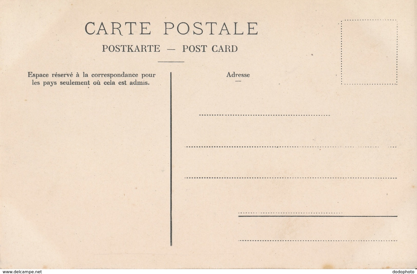 R019492 Geneve. Pont De La Coulouvreniere. Monopol. No 3003 - Cartoline