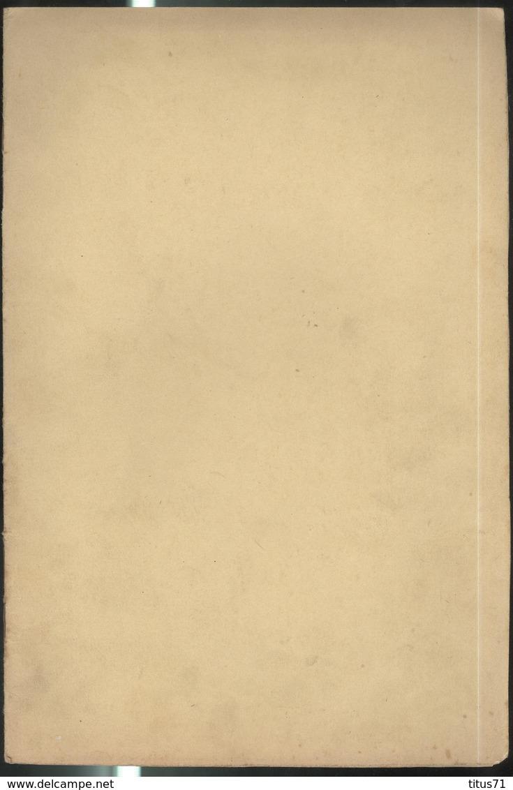 Partition Marche Du 73ème B.A.F. ( Bataillon D'Artillerie De Forteresse ) - 5 Pages Ronéotypées Sous Couverture Carton - Scores & Partitions